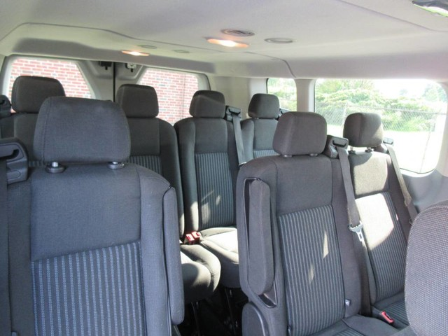 Pre-Owned 2016 Ford Transit 350 Passenger Van XL Low Roof