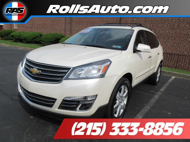 Pre-Owned 2013 Chevrolet Traverse Utility 4D LTZ AWD