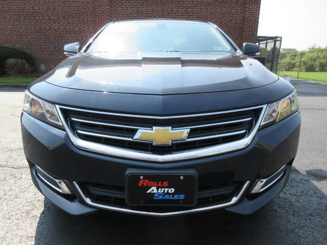 Pre-Owned 2014 Chevrolet Impala Sedan 4D LT V6
