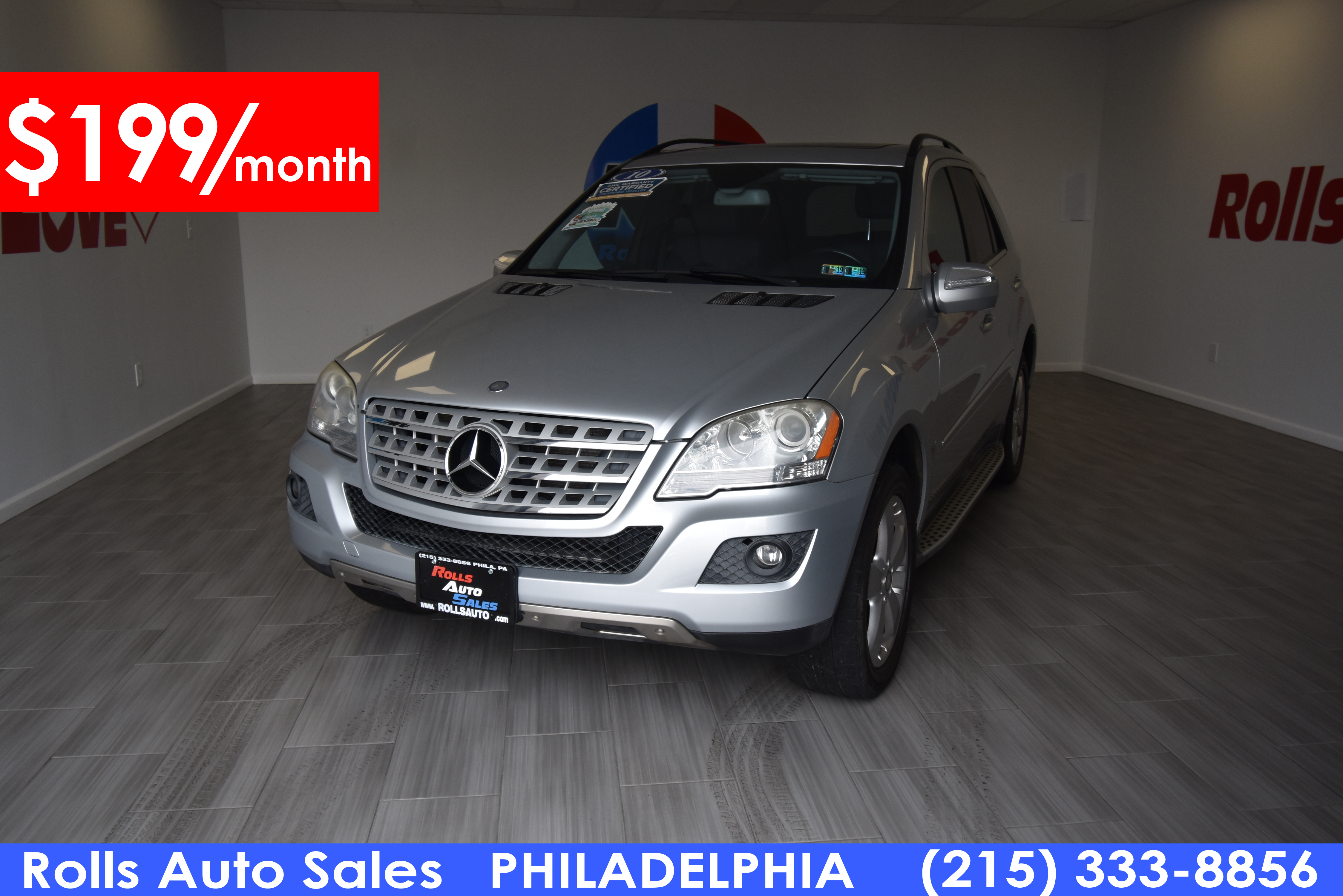 Pre-Owned 2010 Mercedes-Benz M Class Utility 4D ML350 4WD AWD 4MATIC®