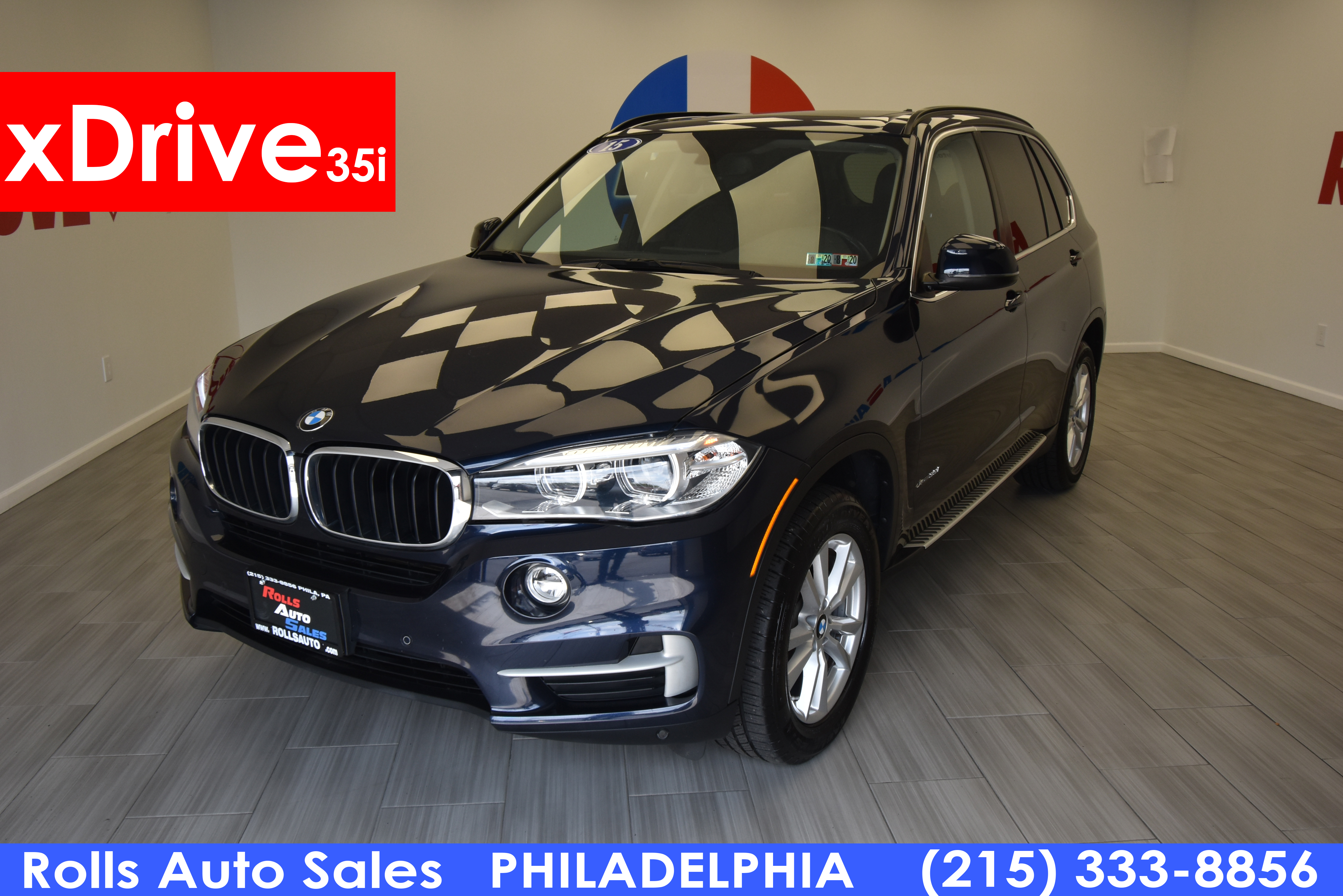 Pre-Owned 2015 BMW X5 xDrive35i AWD