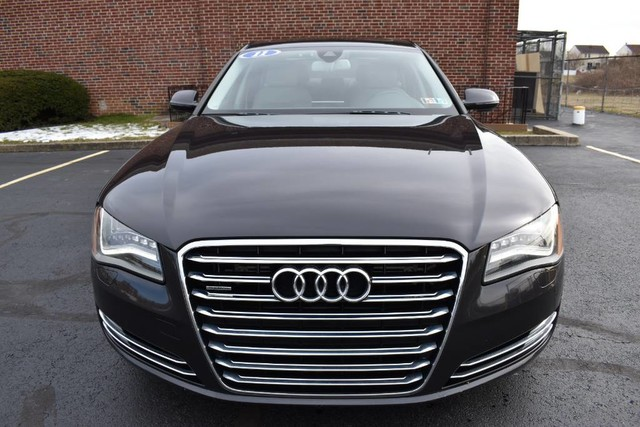 Pre-Owned 2011 Audi A8 Sedan 4D 4.2 L AWD