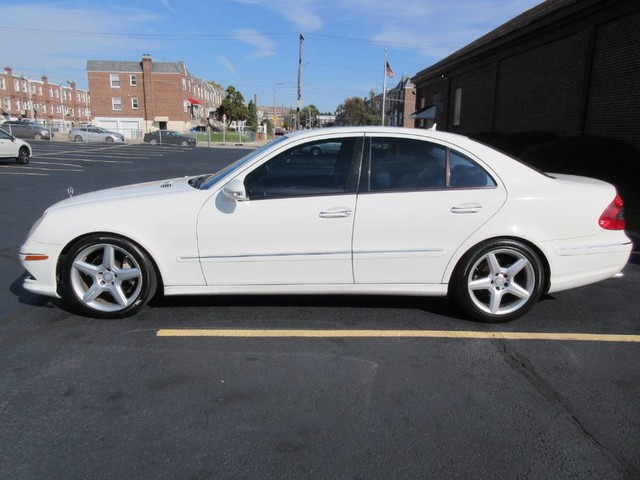 Pre-Owned 2009 Mercedes-Benz E Class Sedan 4D E350