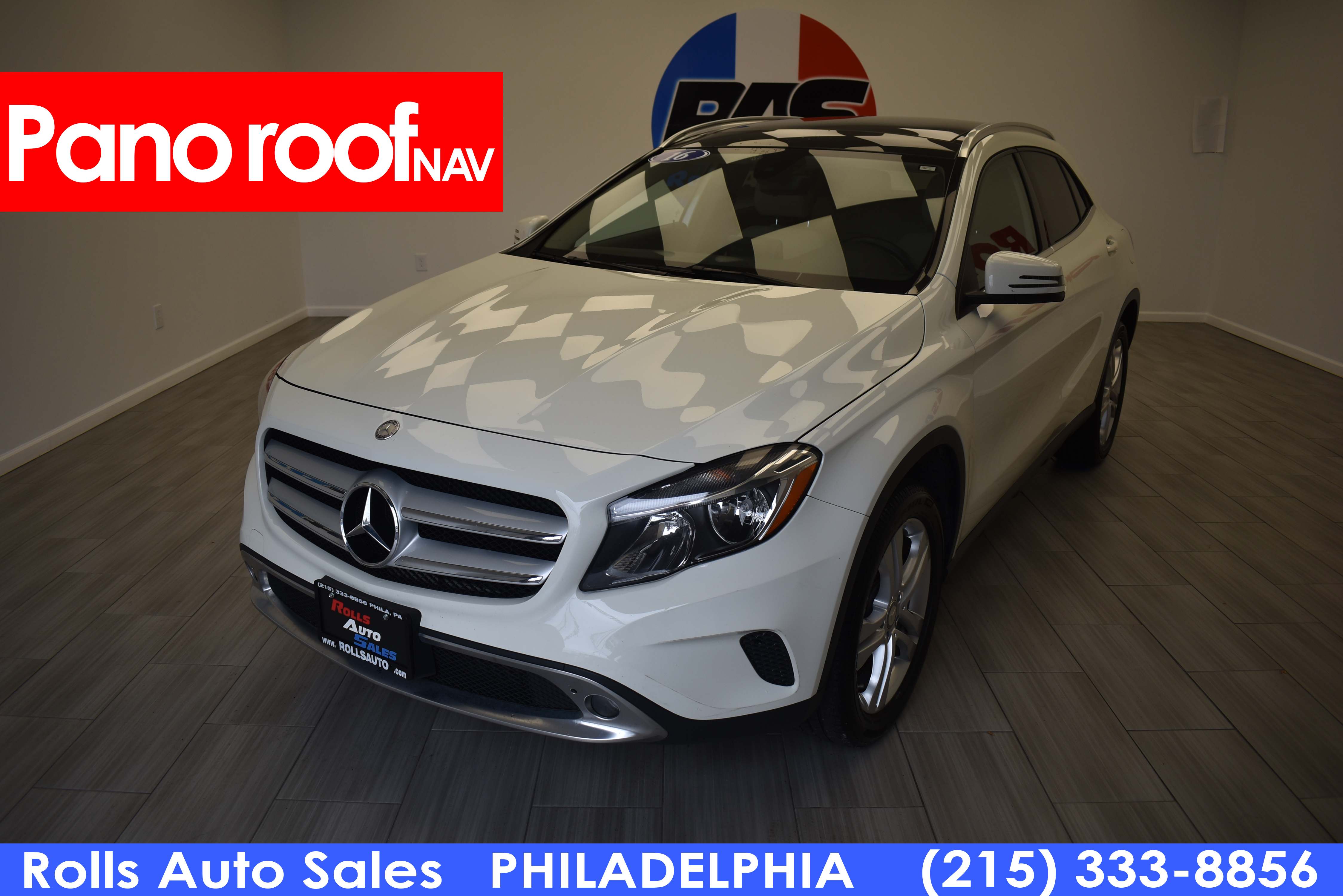 Pre-Owned 2016 Mercedes-Benz GLA Class GLA 250