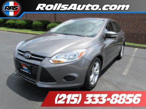 Pre-Owned 2014 Ford Focus Sedan 4D SE I4 Front Wheel Drive SDN