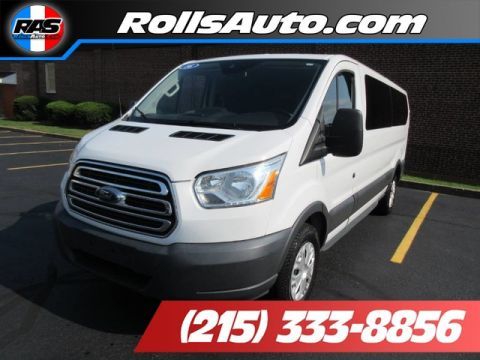 Pre-Owned 2016 Ford Transit 350 Passenger Van XLT Low Roof