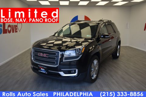 Pre-Owned 2017 GMC Acadia Limited Utility 4D Limited AWD