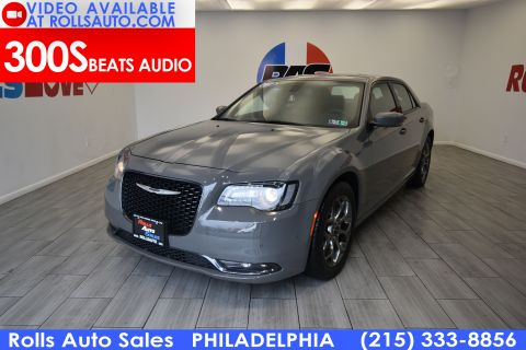 2017 Chrysler 300s S  AWD