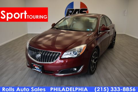Pre-Owned 2017 Buick Regal Sport Touring