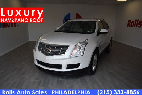 Pre-Owned 2010 Cadillac SRX-V6 Utility 4D Luxury 2WD