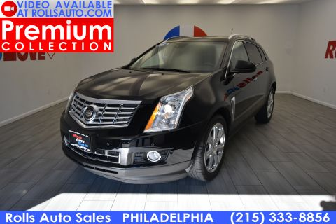 2015 Cadillac SRX Premium Collection With Navigation & AWD