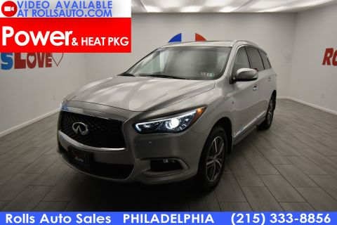 Pre-Owned 2016 INFINITI QX60 Utility 4D AWD V6