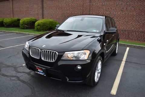 Pre-Owned 2013 BMW X3 Utility 4D 28i AWD