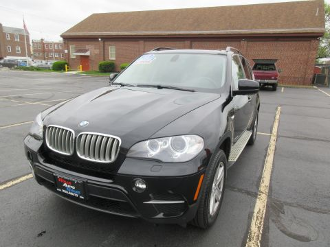 Pre-Owned 2013 BMW X5 Utility 4D 35i AWD