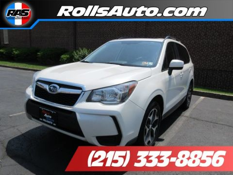 Pre-Owned 2015 Subaru Forester Wagon 5D XT Premium AWD H4