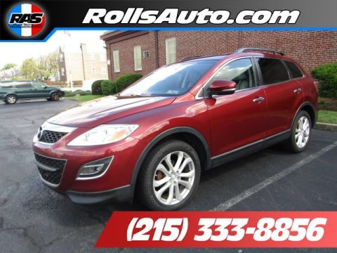 Pre-Owned 2012 Mazda CX-9-V6 Utility 4D GT AWD