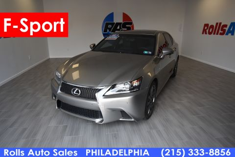Pre-Owned 2015 Lexus GS Sedan 4D GS350 V6