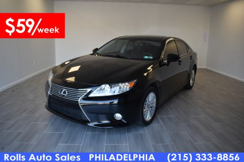 Pre-Owned 2013 Lexus ES Sedan 4D ES350 V6