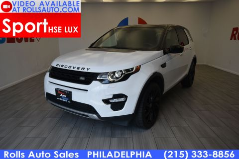 2015 Land Rover Discovery Sport HSE LUX  AWD