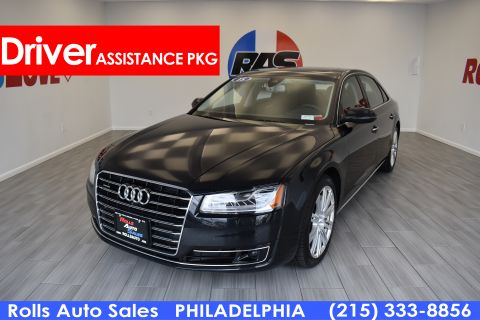 Pre-Owned 2015 Audi A8 Sedan 4D 3.0T L AWD