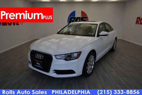 Pre-Owned 2014 Audi A6 2.0T Premium Plus