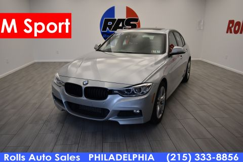 Pre-Owned 2015 BMW 3 Series Sedan 4D 335xi AWD AWD