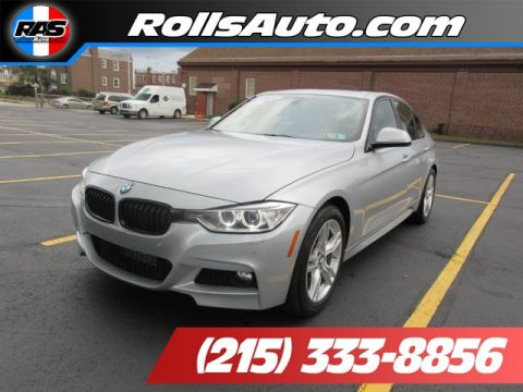 Pre-Owned 2015 BMW 3 Series Sedan 4D 335xi AWD