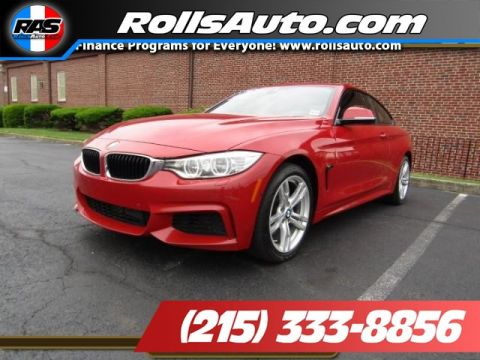 Pre-Owned 2014 BMW 4 Series Coupe 2D 428xi AWD