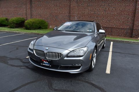 Pre-Owned 2012 BMW 6 Series Coupe 2D 650xi AWD