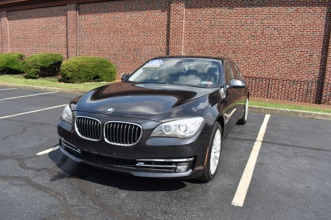 Pre-Owned 2013 BMW 7 Series Sedan 4D 740Lxi AWD