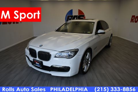 Pre-Owned 2015 BMW 7 Series 750Li xDrive With Navigation