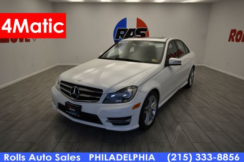 Pre-Owned 2014 Mercedes-Benz C Class C 300 Sport