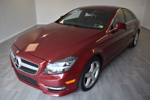 Pre-Owned 2013 Mercedes-Benz CLS Class Sedan 4D CLS550 AWD