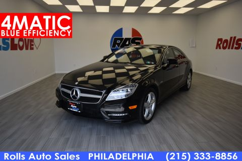 Pre-Owned 2012 Mercedes-Benz CLS Class CLS 550