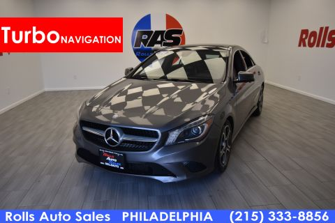 Pre-Owned 2014 Mercedes-Benz CLA Class CLA 250