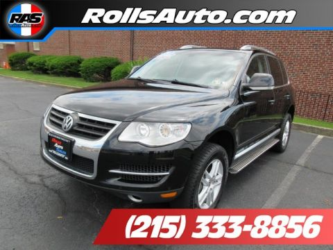 Pre-Owned 2010 Volkswagen Touareg-V6 Utility 4D AWD