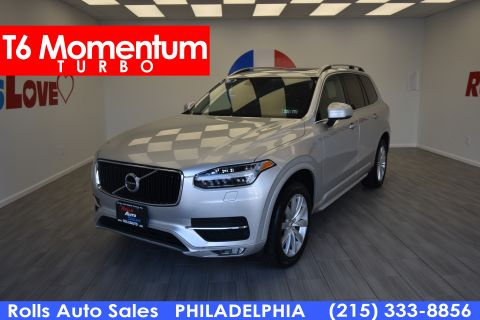 Pre-Owned 2016 Volvo XC90 T6 Momentum With Navigation & AWD